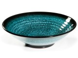 Blue Grey Salad Bowl image